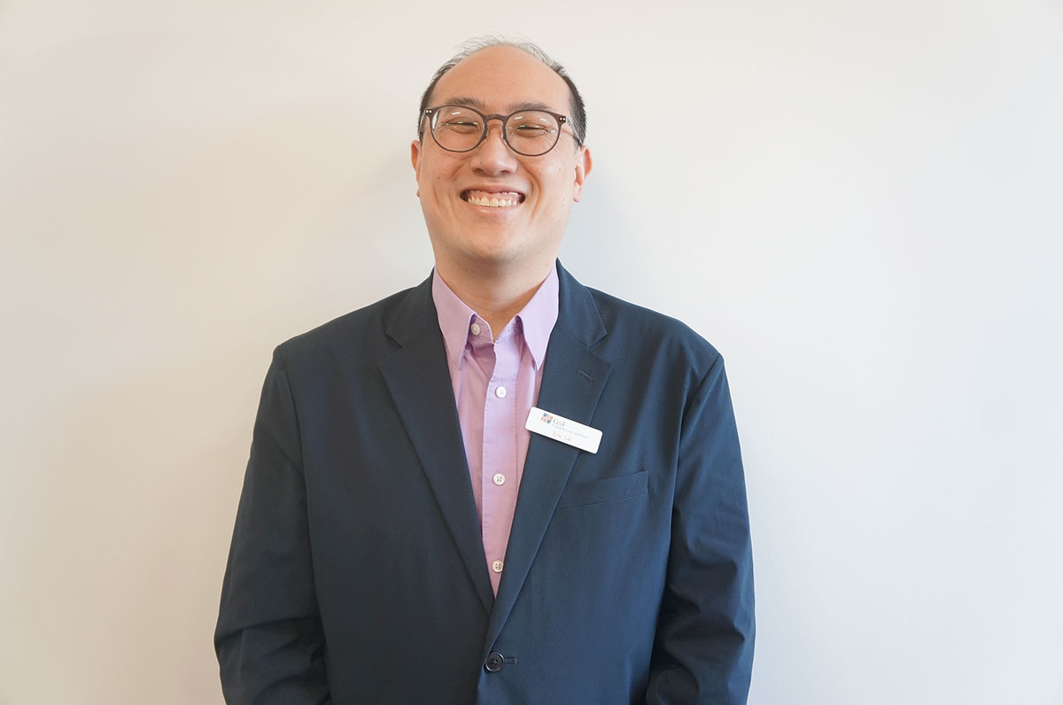 Eric Lai, Assistant Manager at G&F Financial Group on Fraser Street